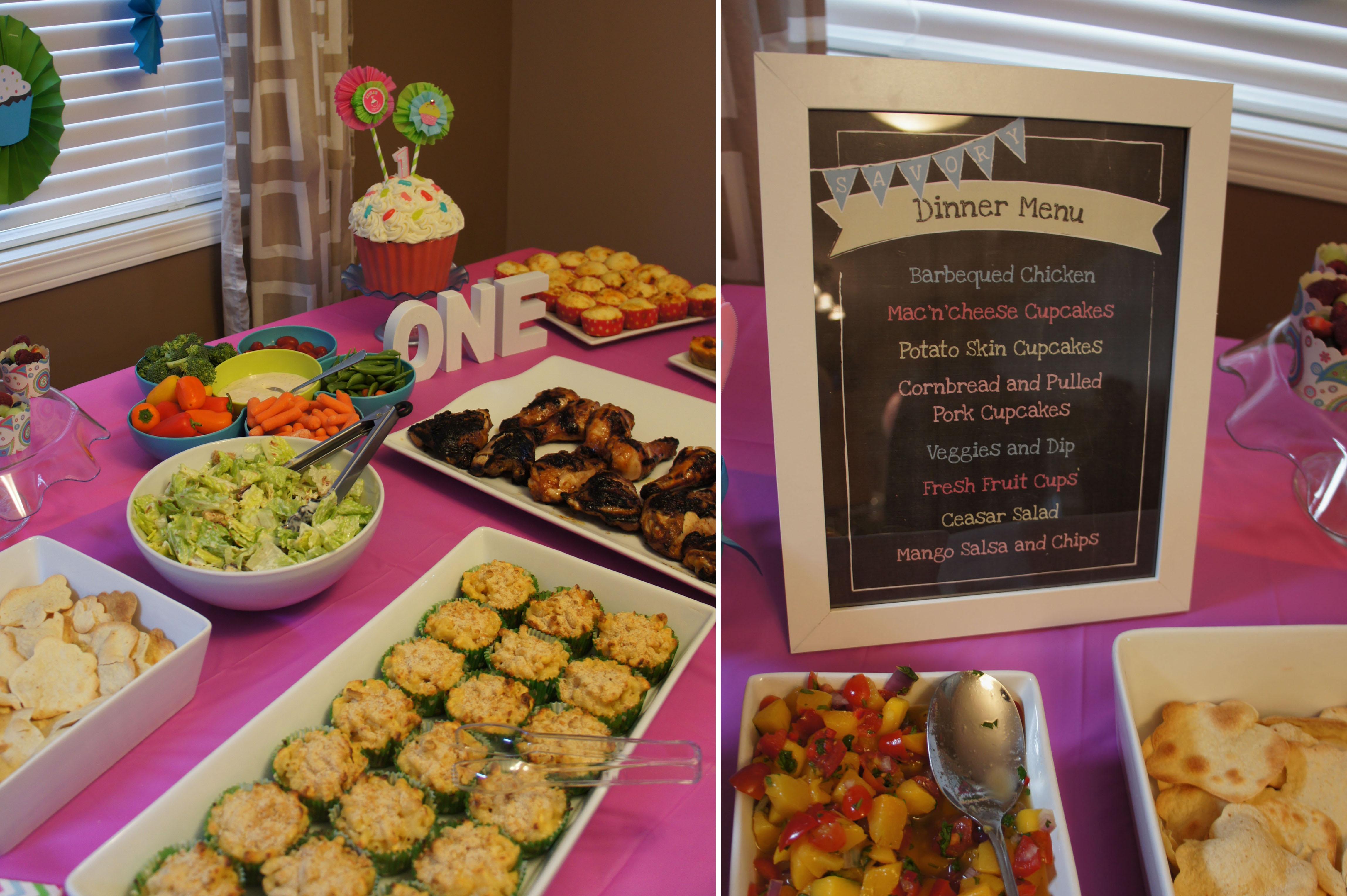 Cupcakes By The Dozen Keiras First Birthday