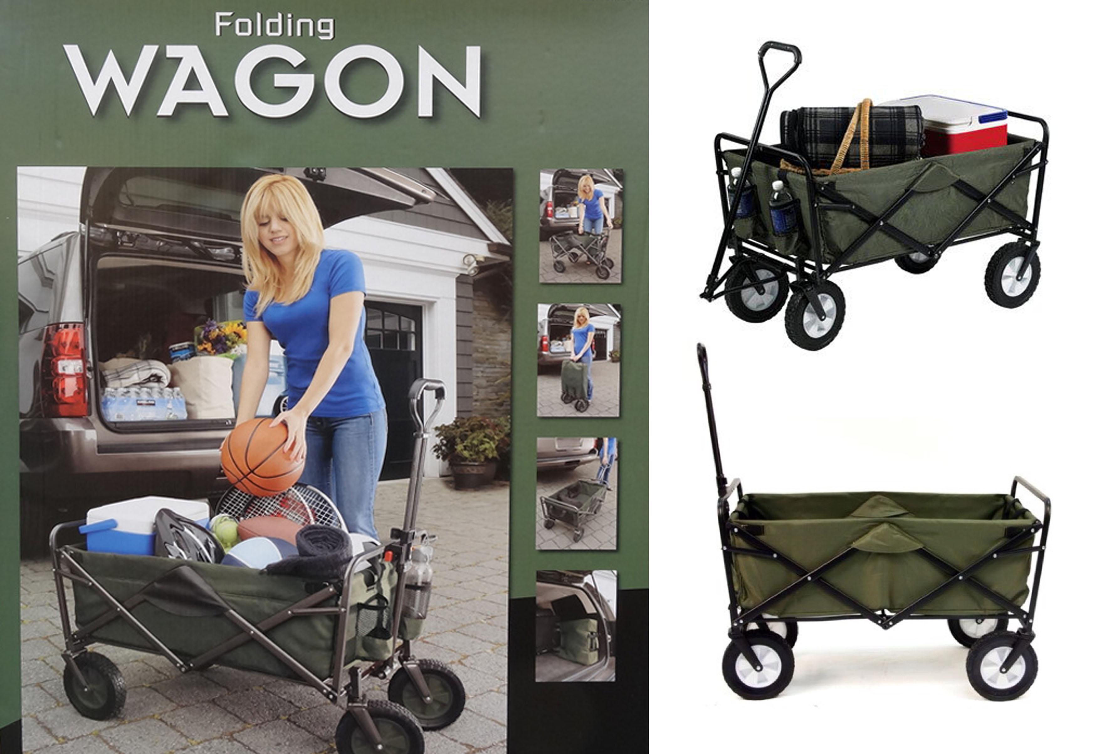 Folding Utility Cart Costco