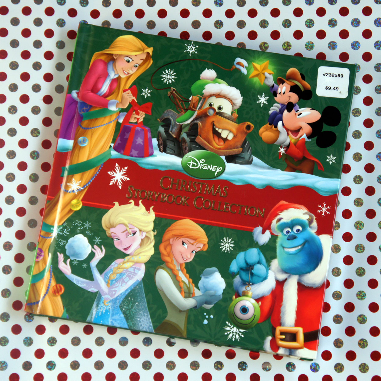 sony dsc - Disney Christmas Storybook Collection
