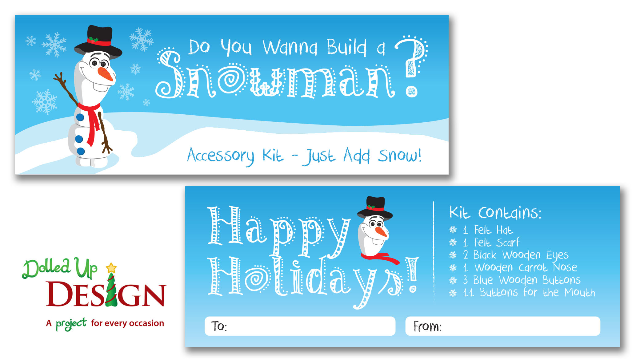 picture regarding Do You Want to Build a Snowman Printable known as Olaf Snowman Developing Package with Cost-free Printable