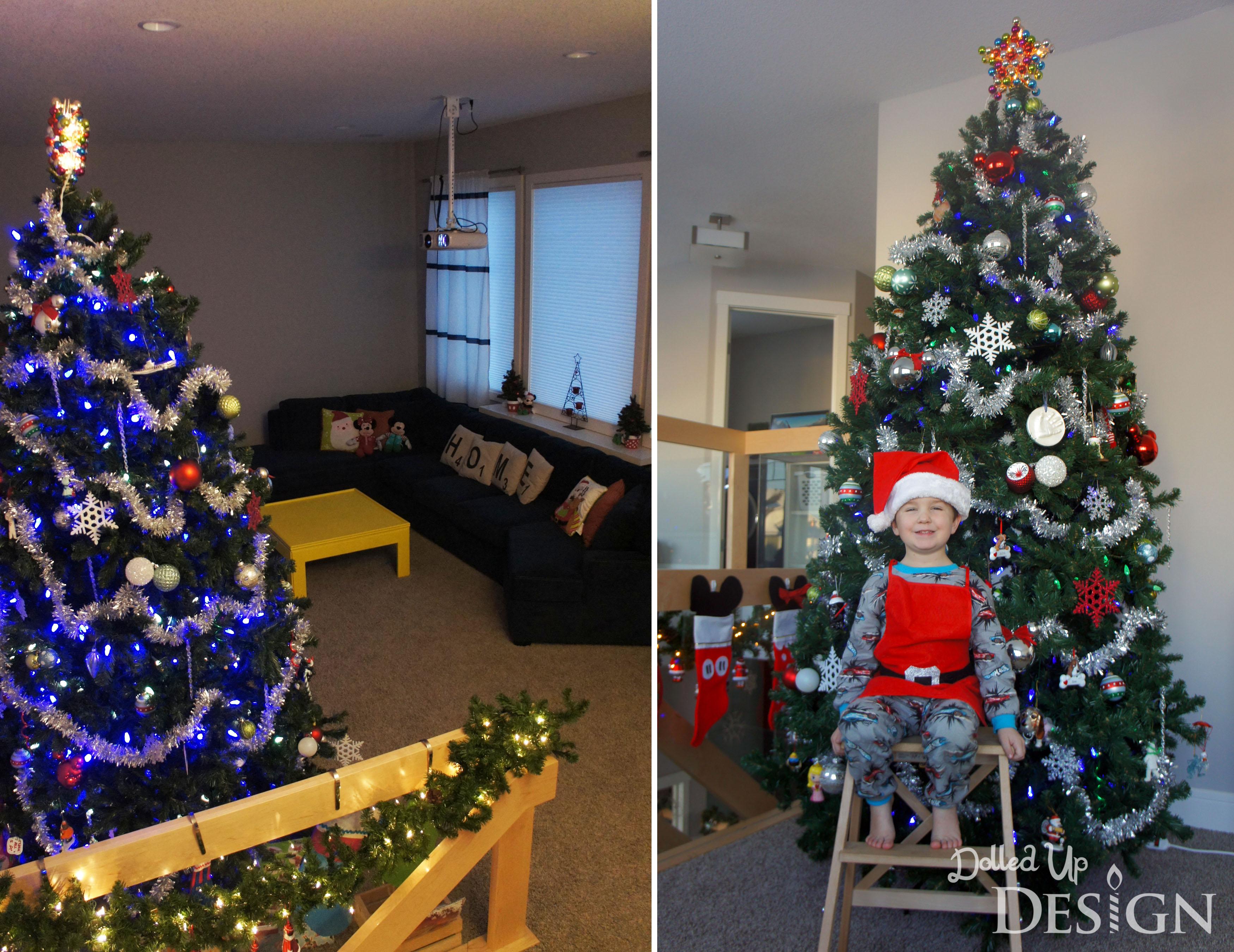 Rudolph Christmas Village