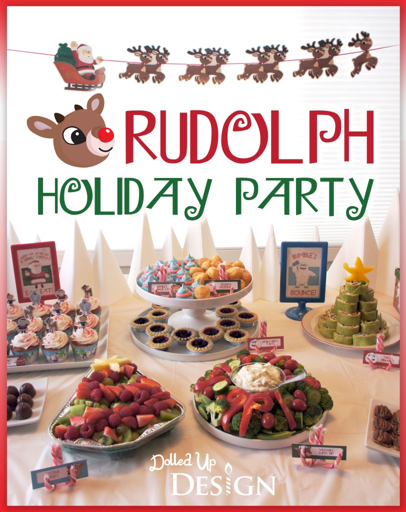 Rudolph Holiday Party