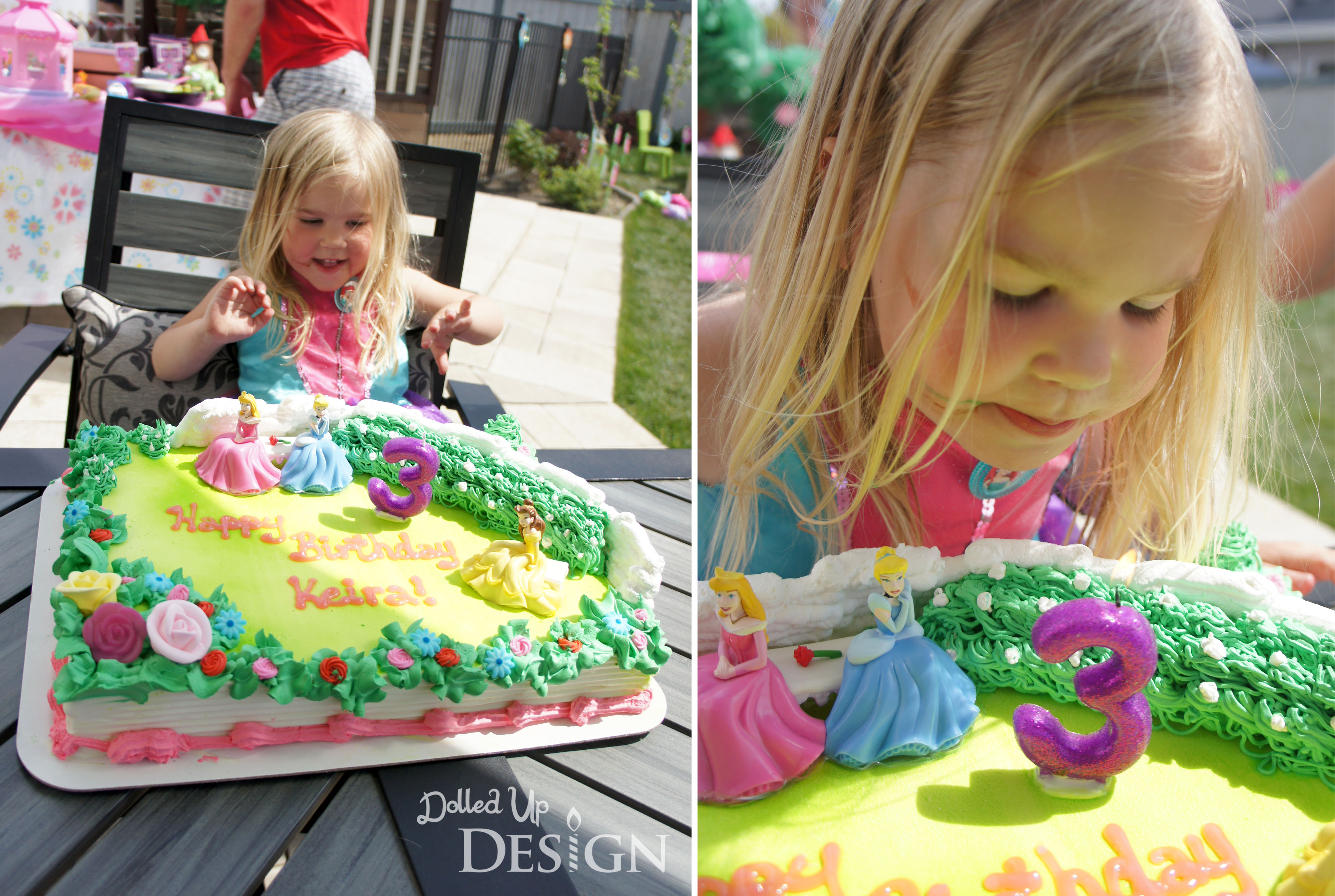 Garden Themed Cake Ideas A princess garden party the party was a whirlwind of activity and the time passed way quicker then i expected every time i saw my little guest of honor she had changed into yet workwithnaturefo