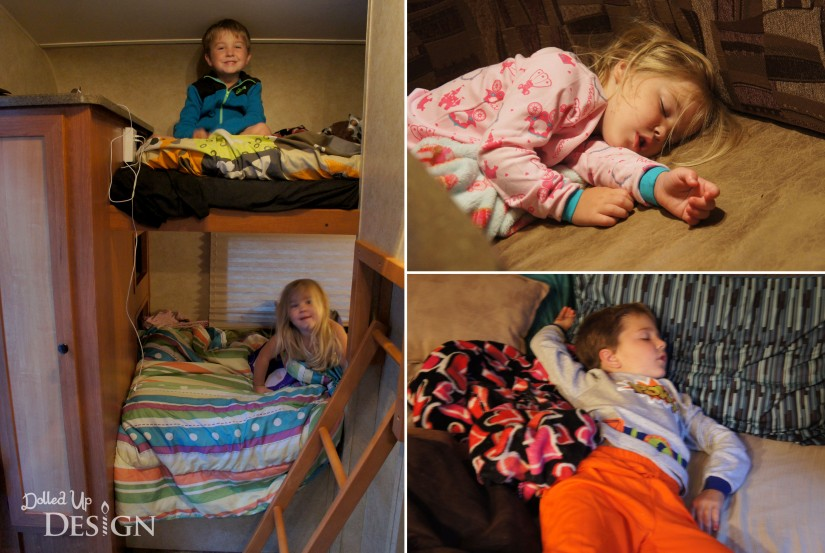 How to Ensure Happy Little Campers with Comforts of Home