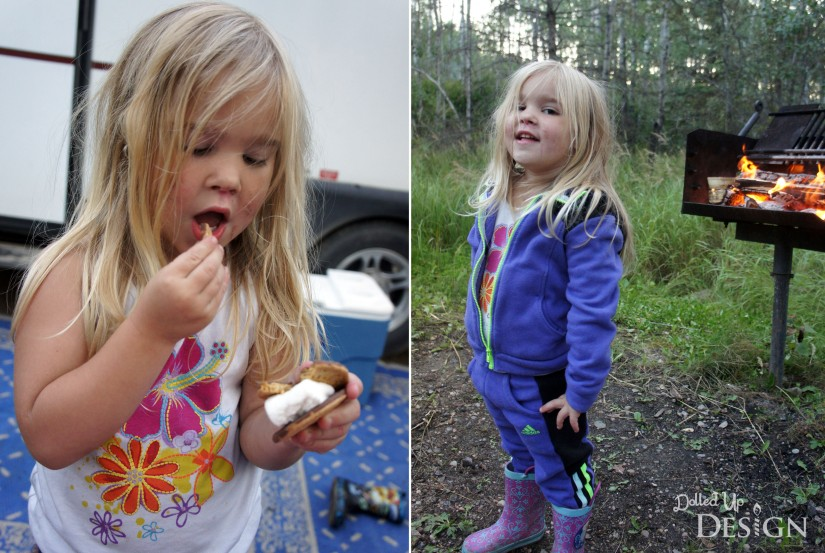 Lessons Learned Camping with Kids and Dogs