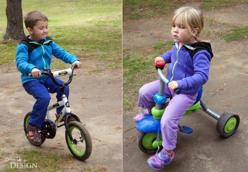 How to Ensure Happy Little Campers Bikes and Trikes