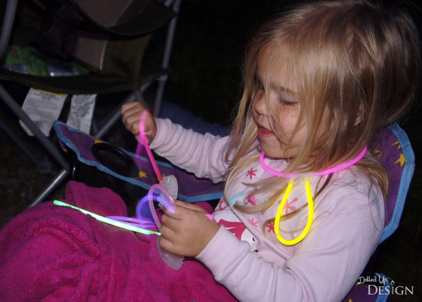 Happy Campers_Glow Sticks
