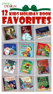 12 Kids Holiday Book Favorites