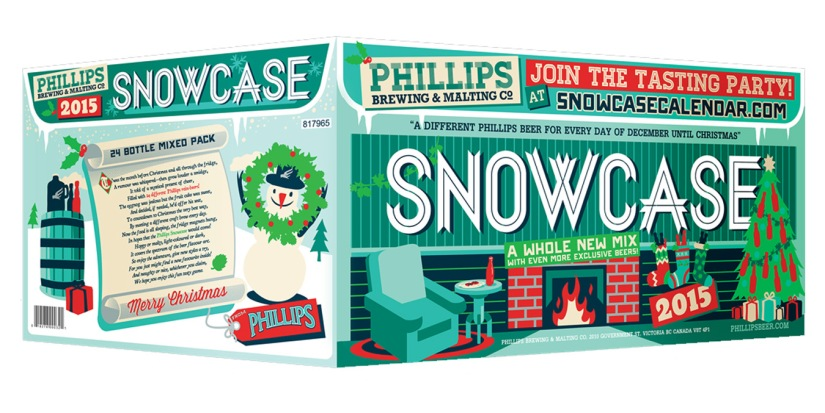 Phillips 2015 Snowcase Advent Calendar