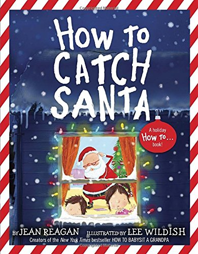 Christmas Books_How to Catch Santa