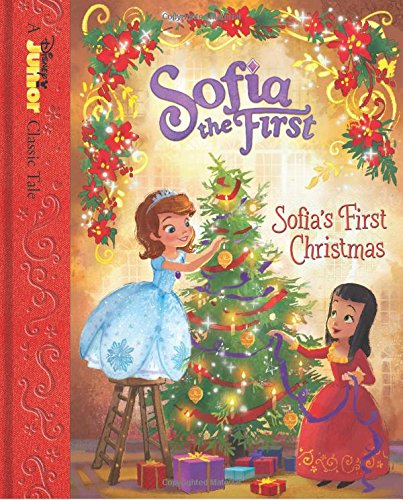 Sophia's First Christmas Book
