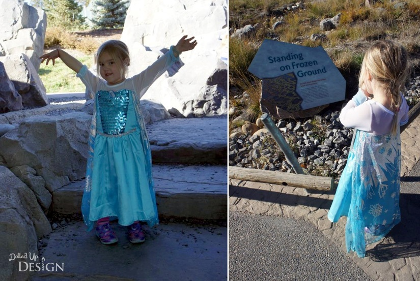 Princess Elsa Costume for Halloween
