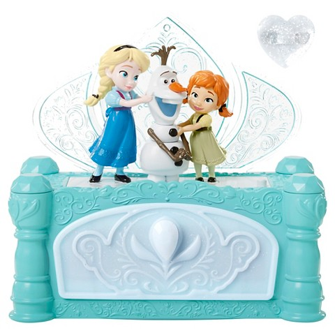 """Do You Want to Build a Snowman"" Jewelry Box by Jaxx Pacific"