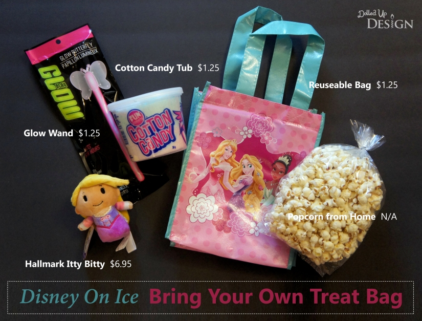 Disney On Ice Bring Your Own Treat Bags