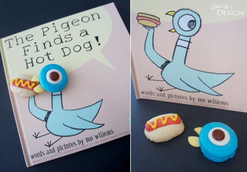 The Pigeon Finds a Hot Dog! Storytime Treats
