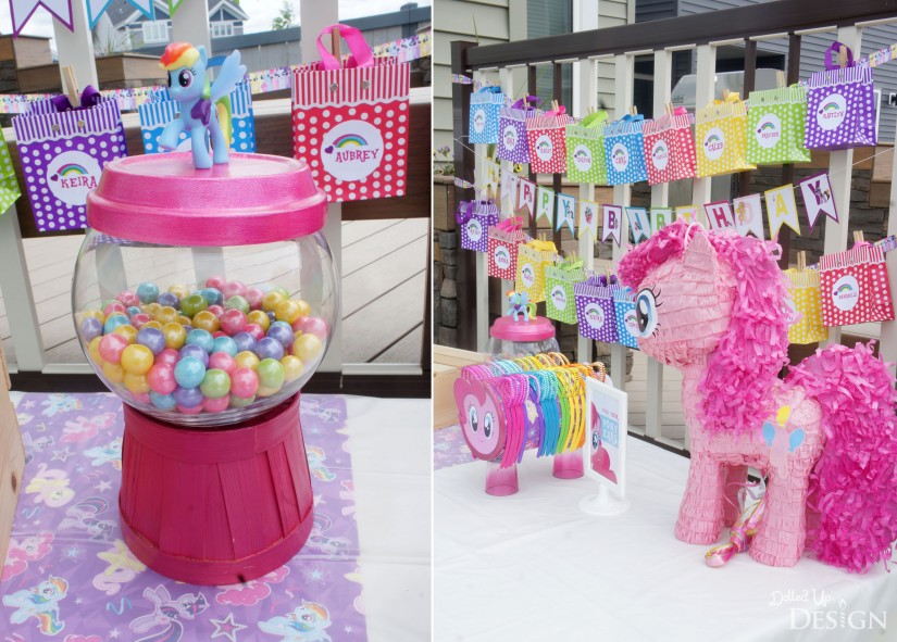 Keiras my little pony 4th birthday party my little pony party solutioingenieria Gallery