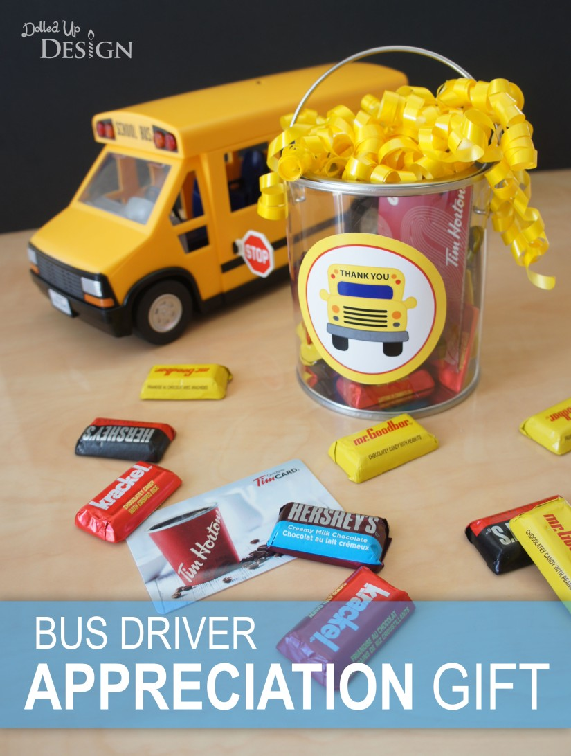 Bus Driver Appreciation Gift