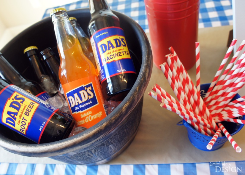 Dad's Root Beer Party_Cold Drinks