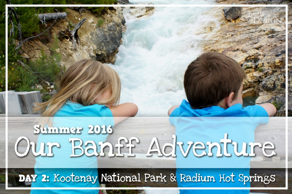 Our Banff Adventure_Day 2 Kootenay National Park & Radium Hot Springs