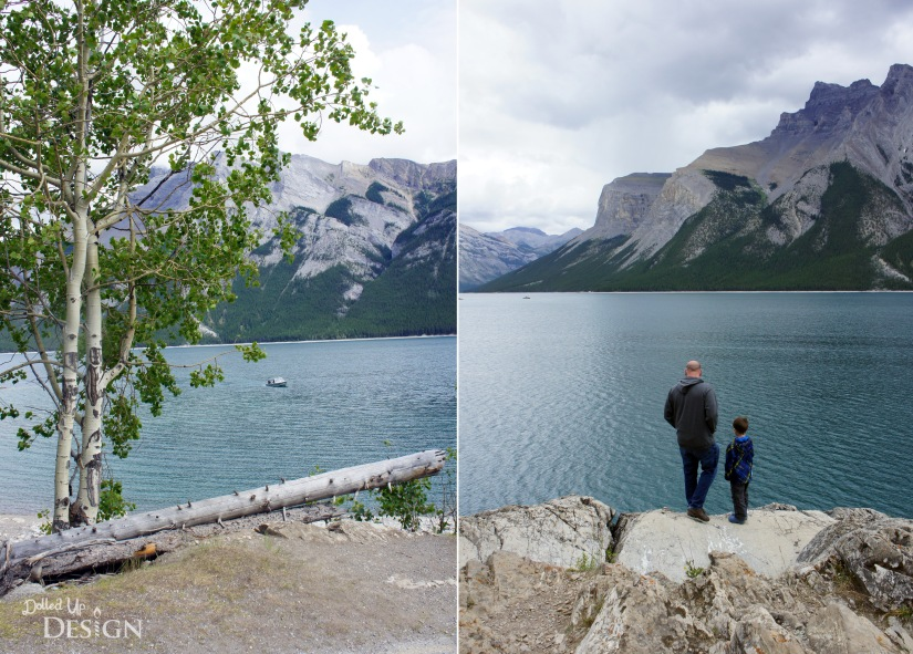 Our Banff Adventure_Day 3 Lake Minnewanka