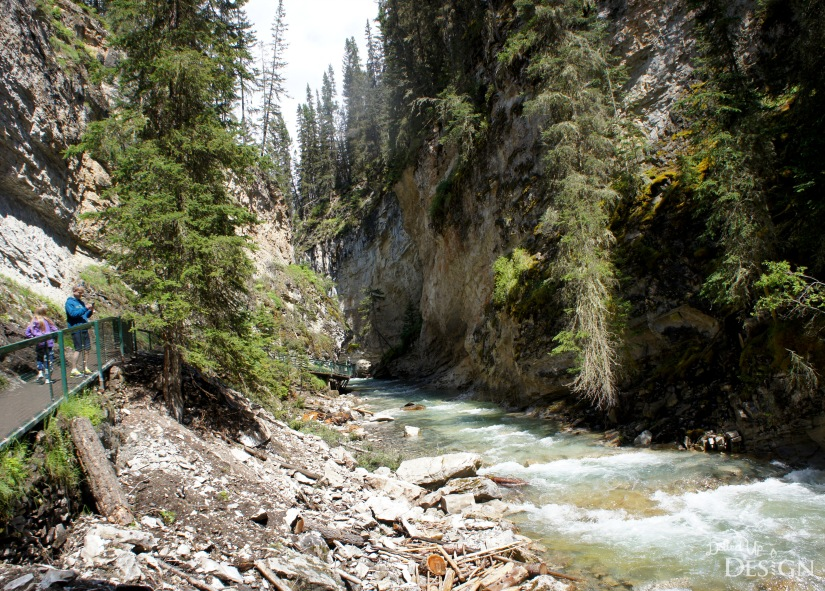 Our Banff Adventure_Day 4 Johnston Canyon