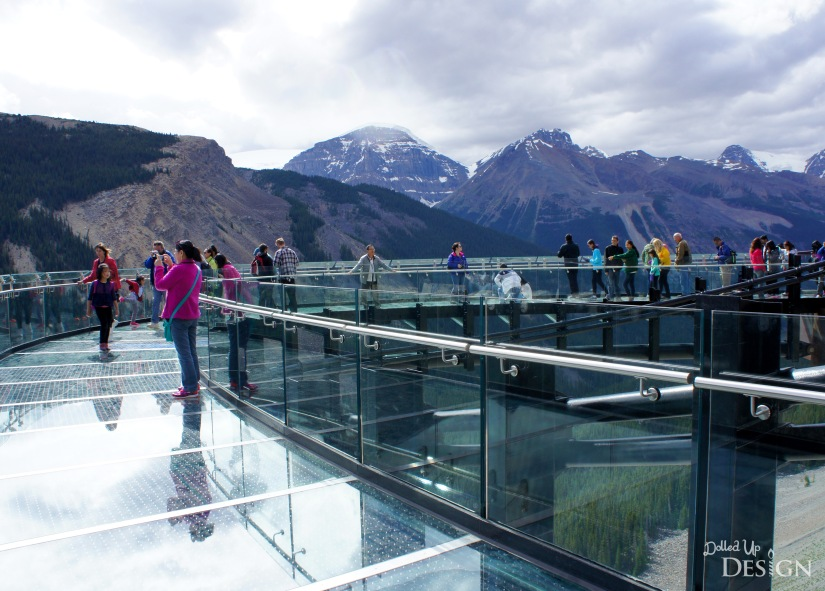Our Banff Adventure_Day 5 Jasper Skywalk