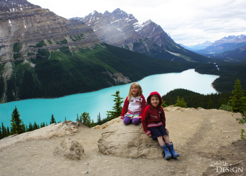 Our Banff Adventure_Day 5 Lake Peyto in Banff National Park