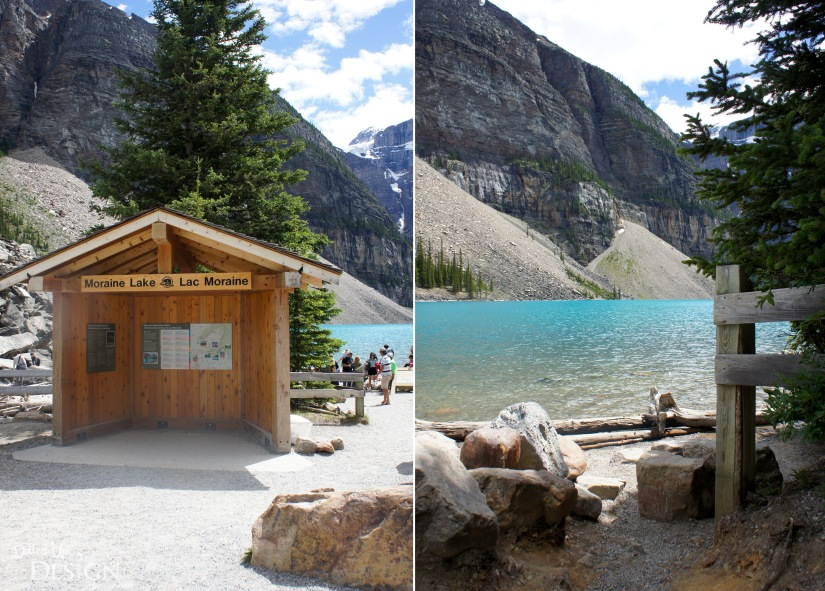 Our Banff Adventure_Day 6 Moraine Lake