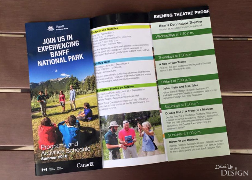 Johnston Canyon Campground Review_Theatre Programming Guide