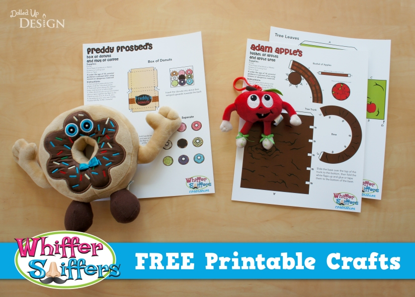 Whiffer Sniffer Toy Review_FREE Printable Crafts