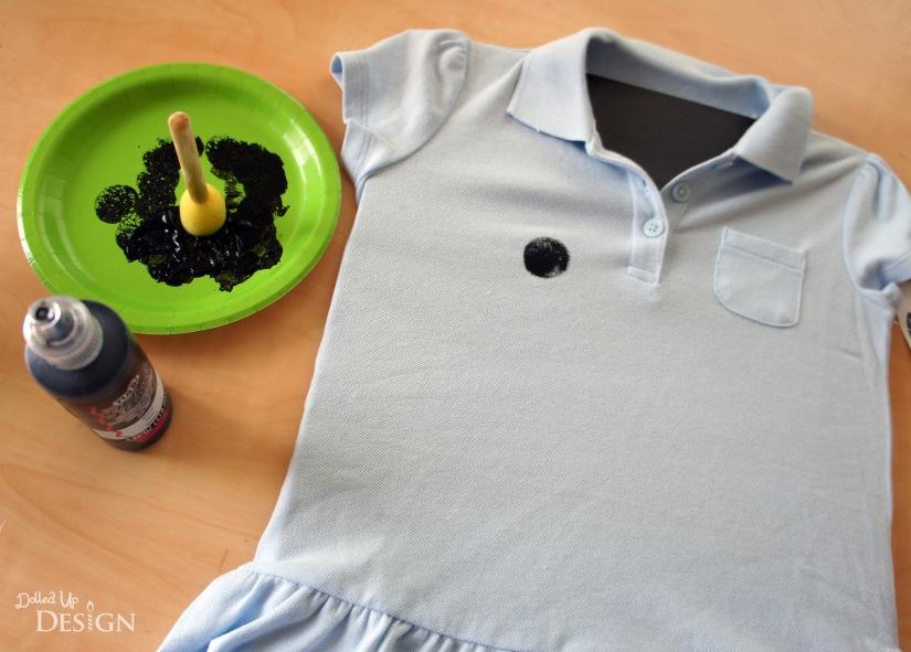 Peanuts DIY Kids Costumes - Sally Dress