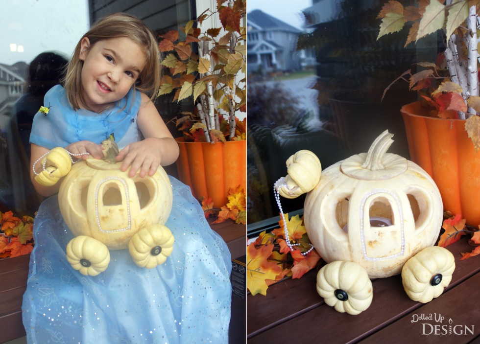 Cinderella Pumpkin Carriage_Halloween 2016