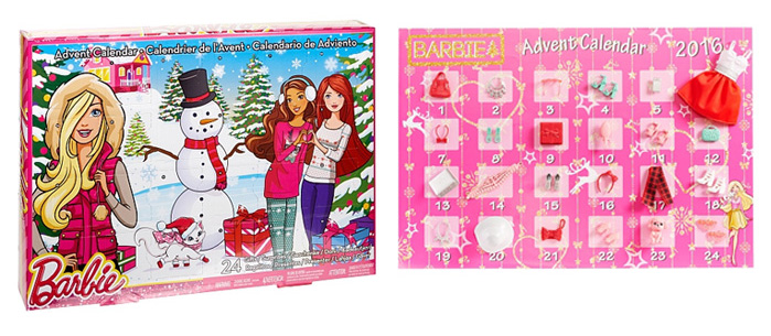 Advent Calendars 2016_Barbie