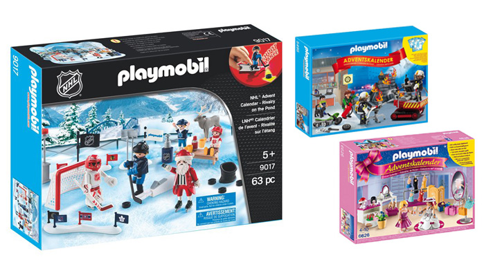 Advent Calendars 2016_Playmobil