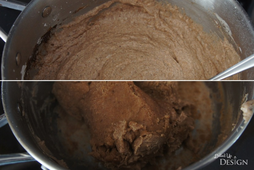 Gingerbread Play-dough