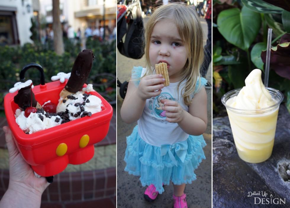 Disneyland Eats Bucket List