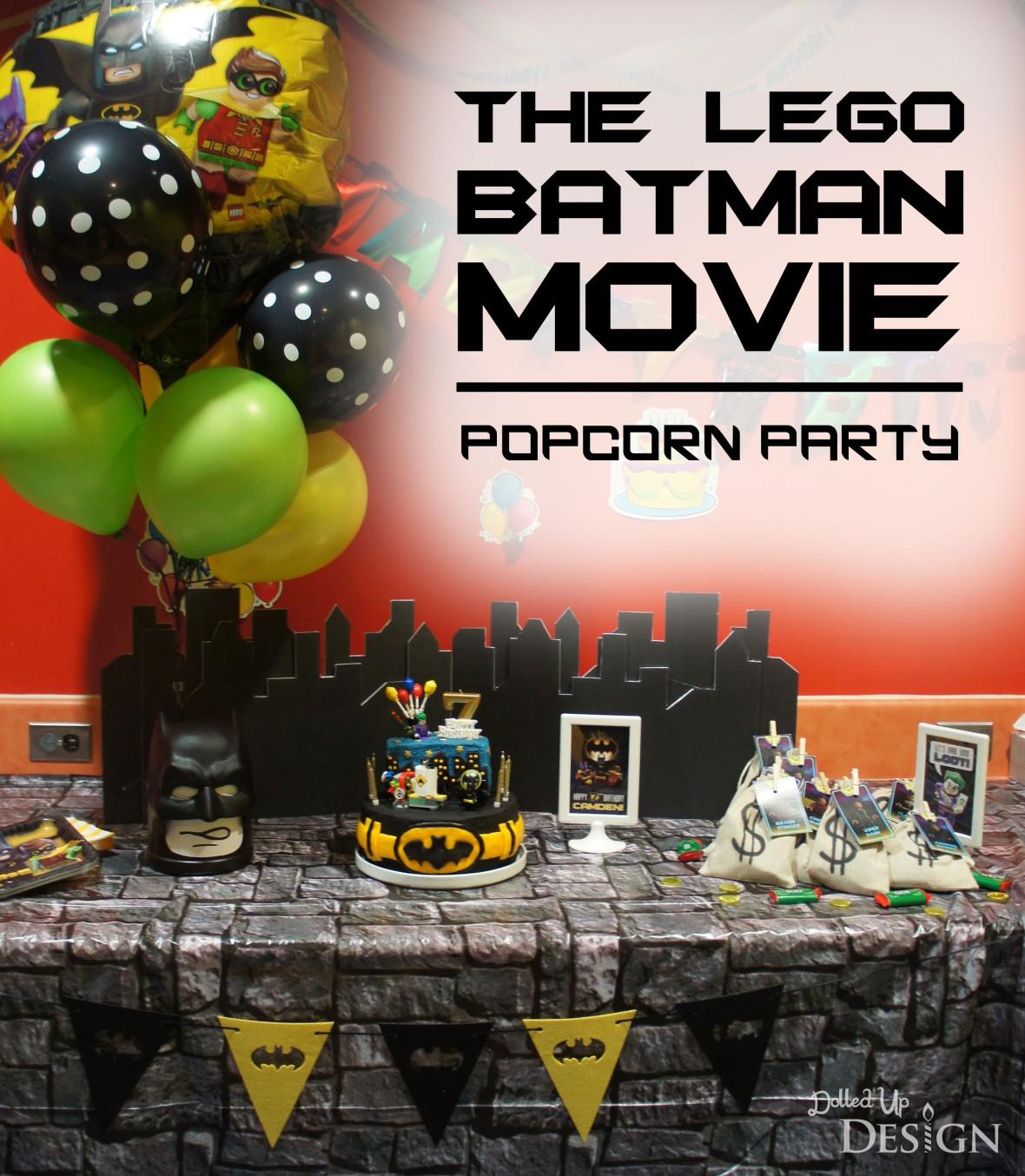 The Lego Batman Movie_Cineplex Popcorn Parties