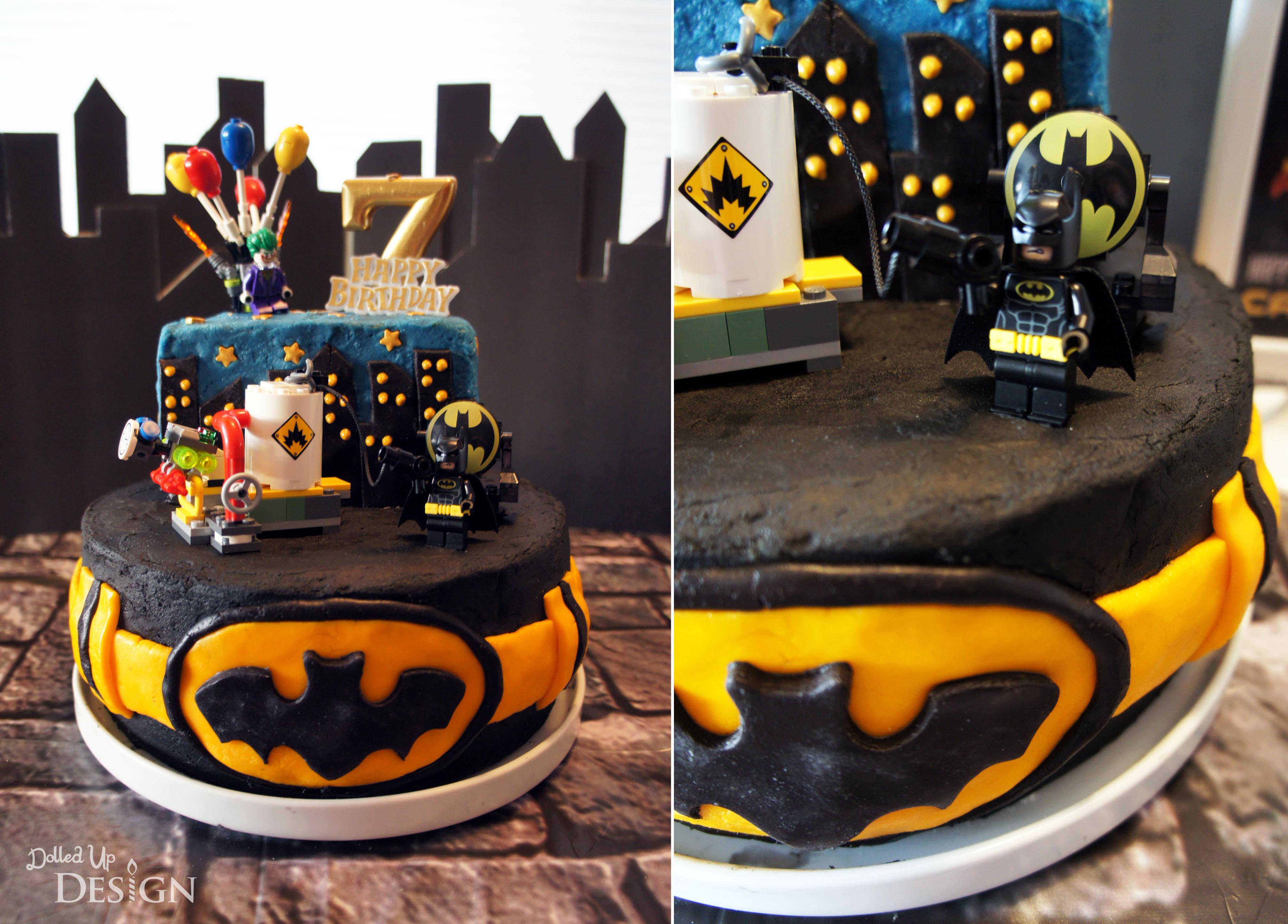 The Lego Batman Movie Popcorn Party