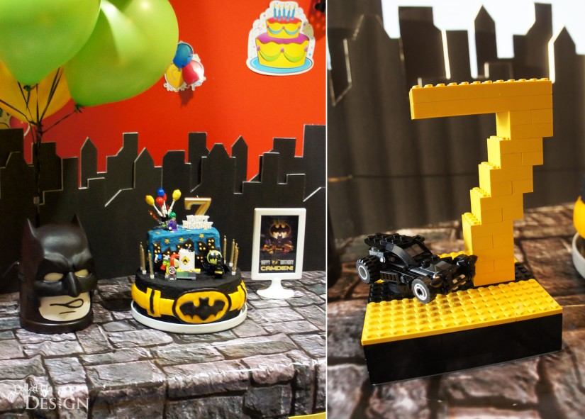 The Lego Batman Movie_Birthday Party Decorations