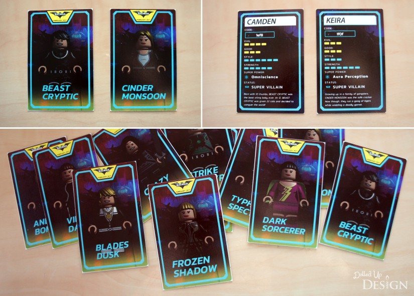 The Lego Batman Movie_SigFig Creator Cards