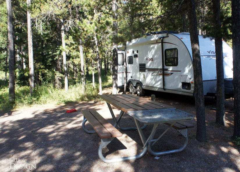 A Week in Waterton_Crandall Campground