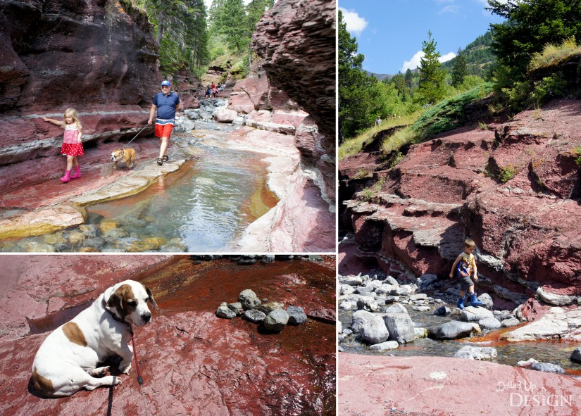 A Week in Waterton_Red Rock Canyon