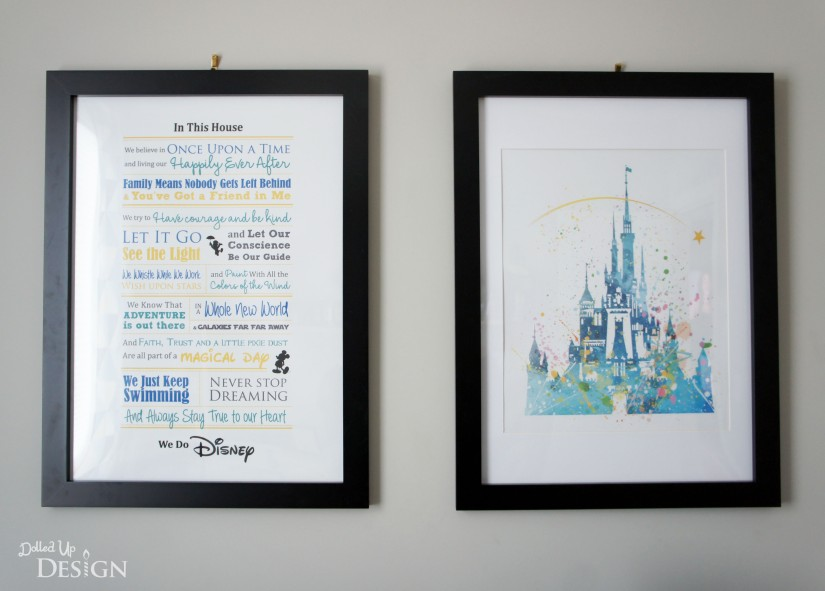 We Do Disney - FREE Printable Artwork