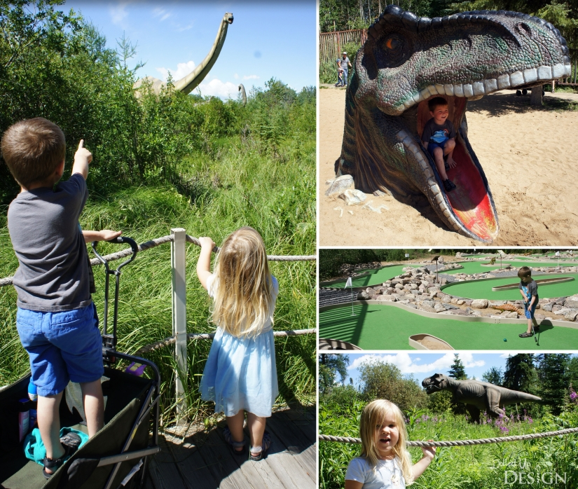 Great Summer Daycations In & Around Edmonton_Jurassic Forest