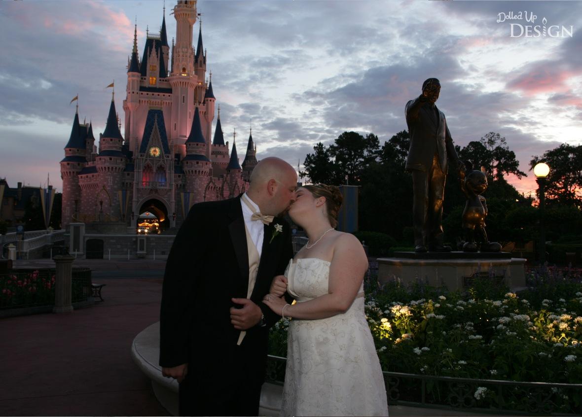 Disney Fairytale Wedding _ July 17 2007