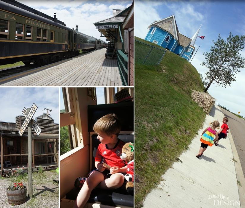 Great Summer Daycations In & Around Edmonton_Alberta Prairie Railway