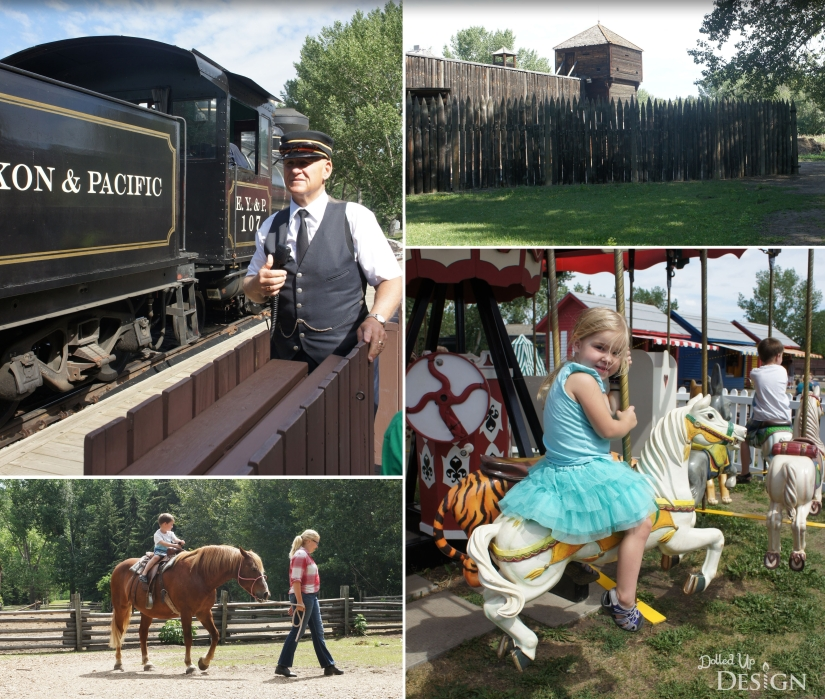 Great Summer Daycations In & Around Edmonton_Fort Edmonton Park