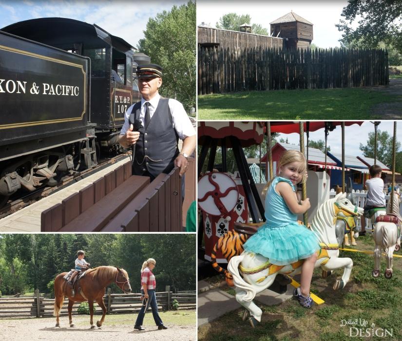Great Summer Daycations In & Around Edmonton_Fort Edmonton Park