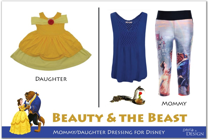 DressingforDisney_BeautyandtheBeast