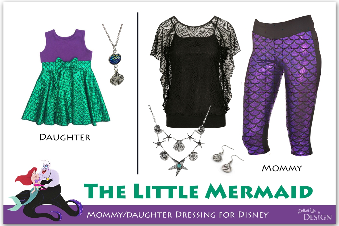 DressingforDisney_TheLittleMermaid
